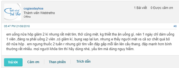 tra-giam-can-golean-co-tot-khong