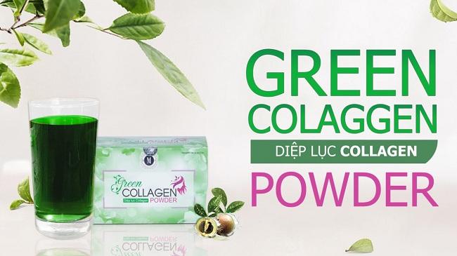 Review] - Diệp lục Collagen có tốt không? Có nên sử dụng không?